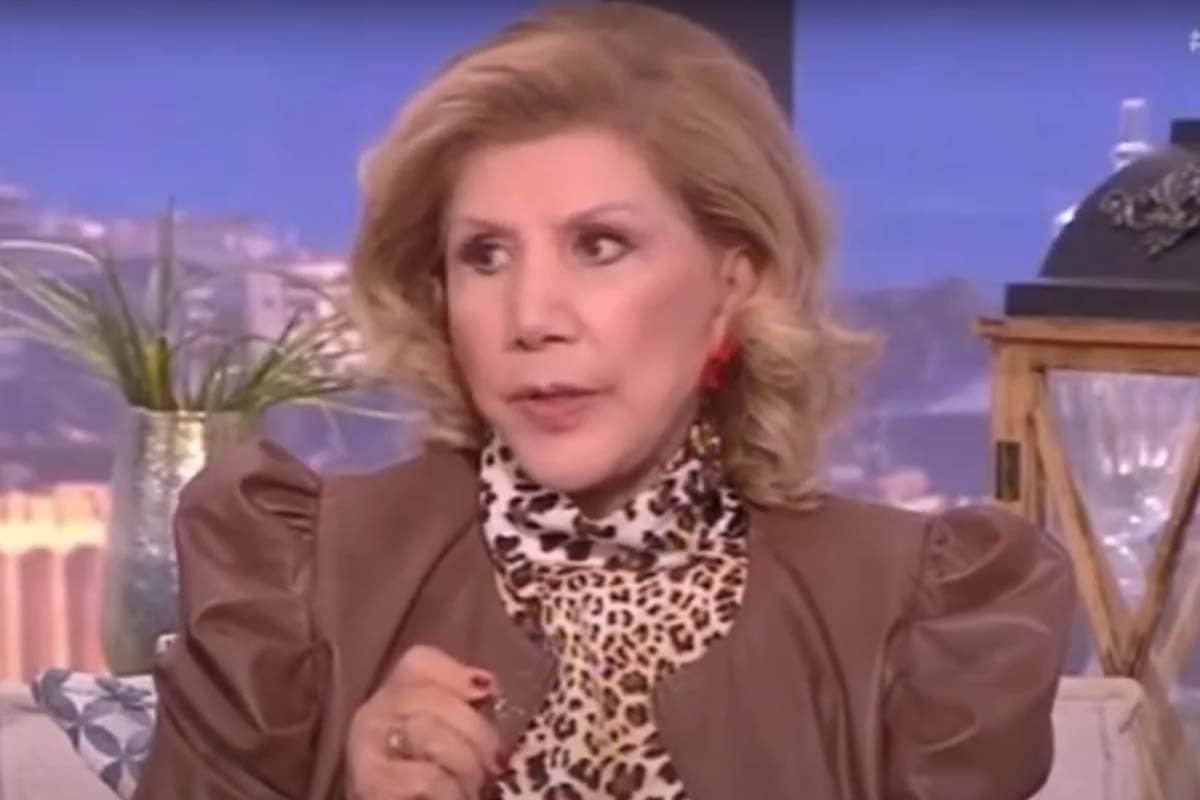 Η Λίτσα Πατέρα προέβλεπε σεισμό μια μέρα πριν ταρακουνηθεί η Σάμος (video)