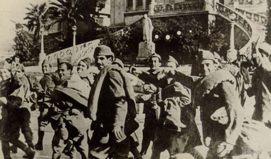 στρατιώτες 1940