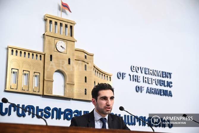 υφυπουργός Δικαιοσύνης Αρμενία