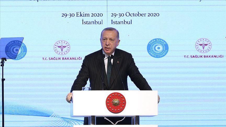 Ο Ερντογάν ευχαρίστησε τον Κ.Μητσοτάκη για την προσφορά βοήθειας και ανταπέδωσε μιλώντας για αλληλεγγύη