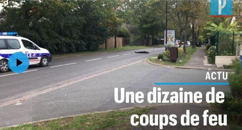 Γαλλία νεκρός ύποπτος