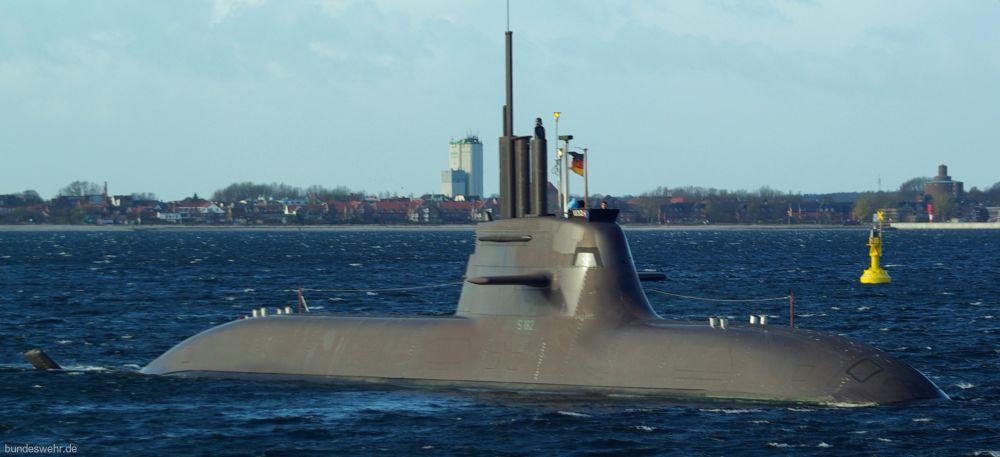 γερμανικό υποβρύχιο
