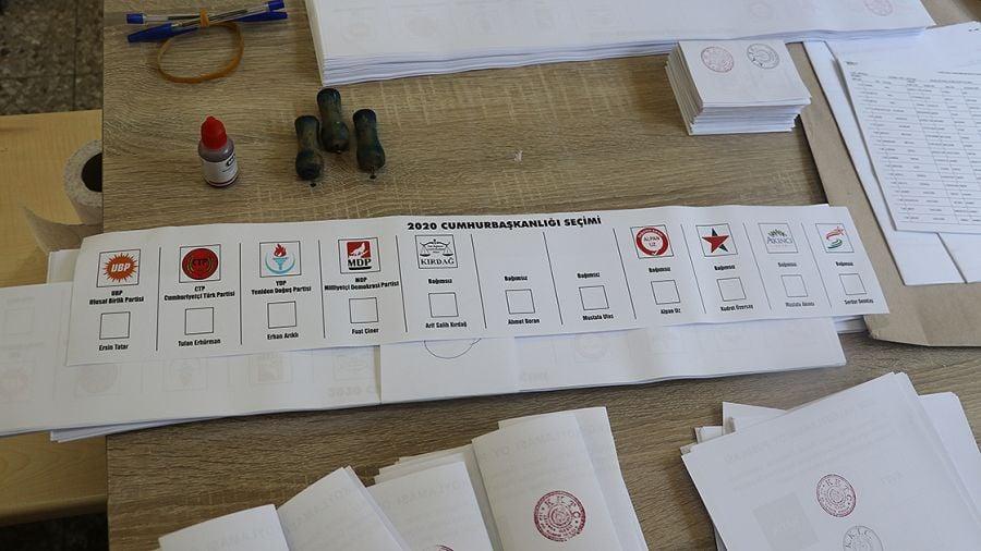 εκλογές κατεχόμενα