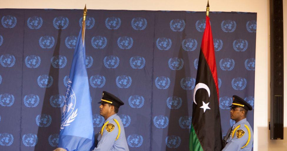 Λιβύη ΟΗΕ