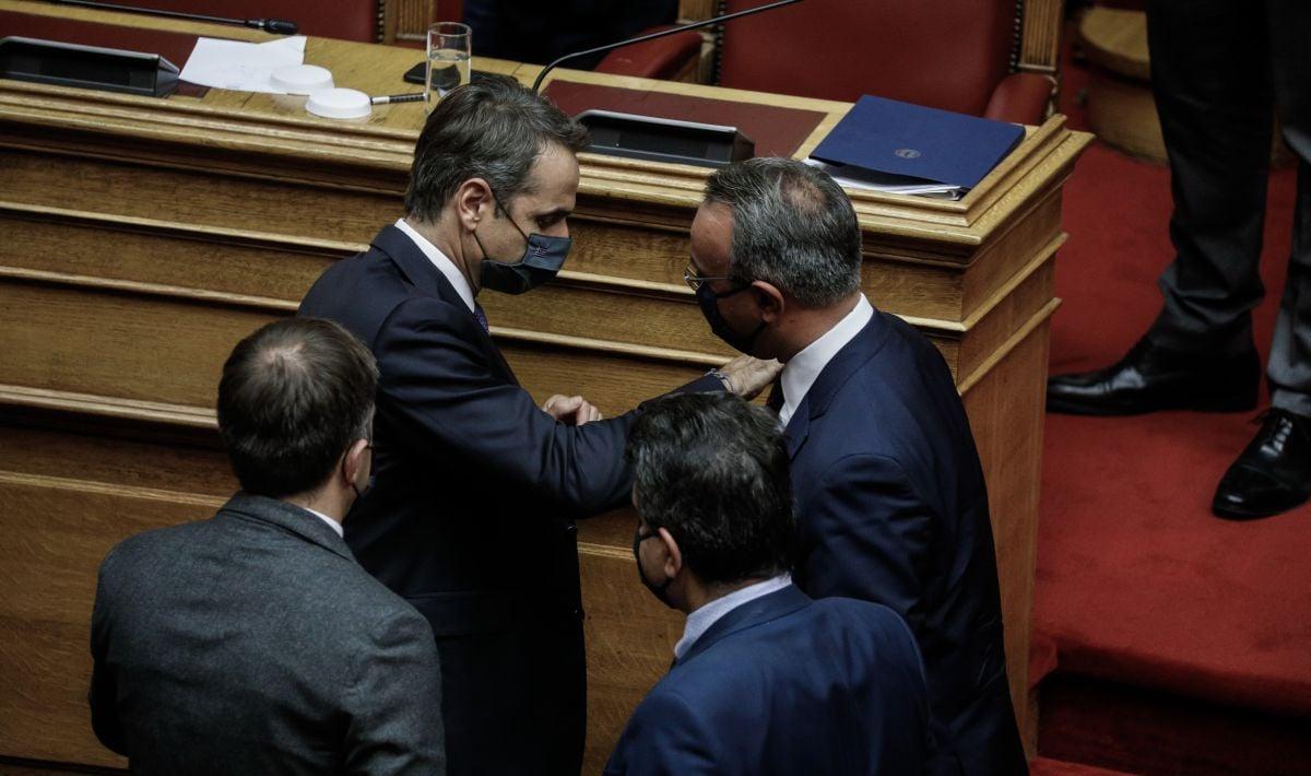 Απορρίφθηκε η πρόταση δυσπιστίας του ΣΥΡΙΖΑ κατά του Χρήστου Σταϊκούρα (video)