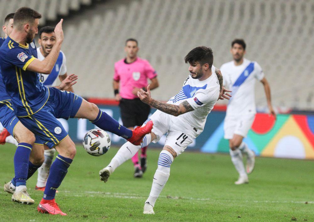 Ελλάδα-Κόσοβο 0-0