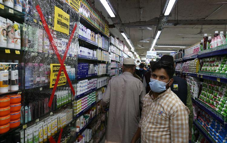 Πακιστάν γαλλικά προϊόντα
