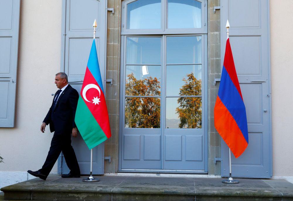 Αρμενία Αζερμπαϊτζάν