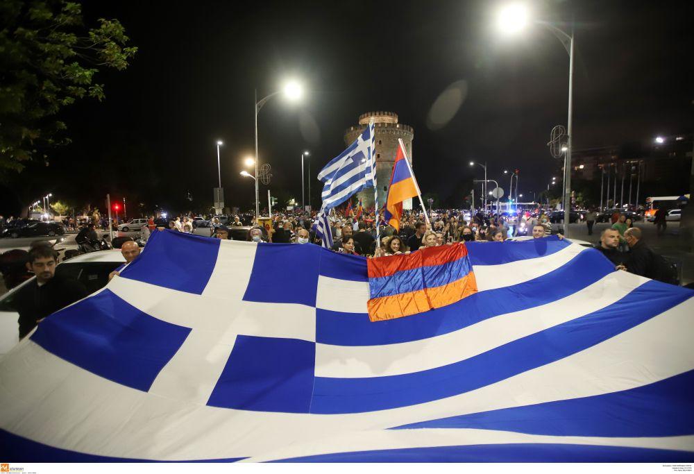 Αρμένιοι Θεσσαλονίκη
