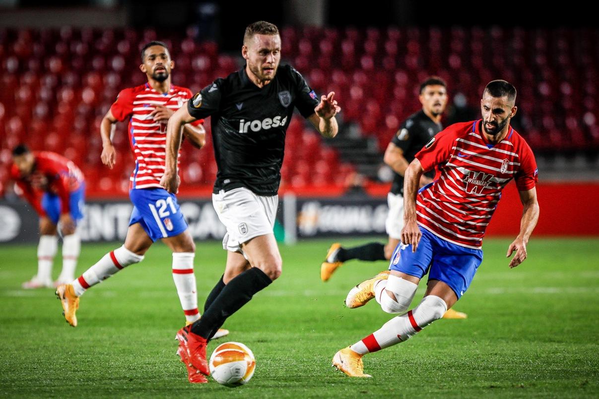 Ο ΠΑΟΚ νίκησε… 0-0 τη Γρανάδα μέσα στην Ισπανία!