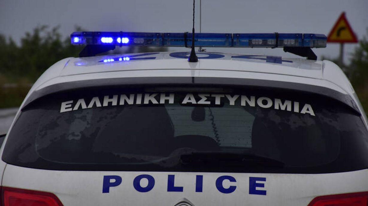 Αστυνομία περιπολικό