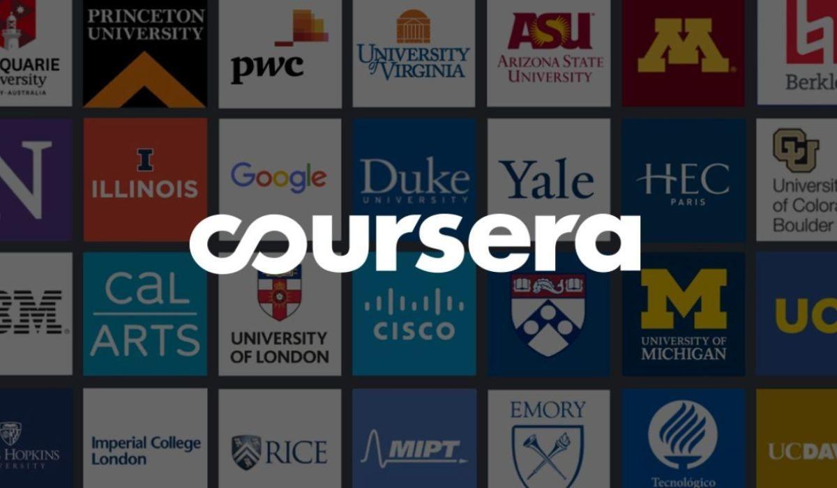 πλατφόρμα τηλεκπαίδευσης Coursera