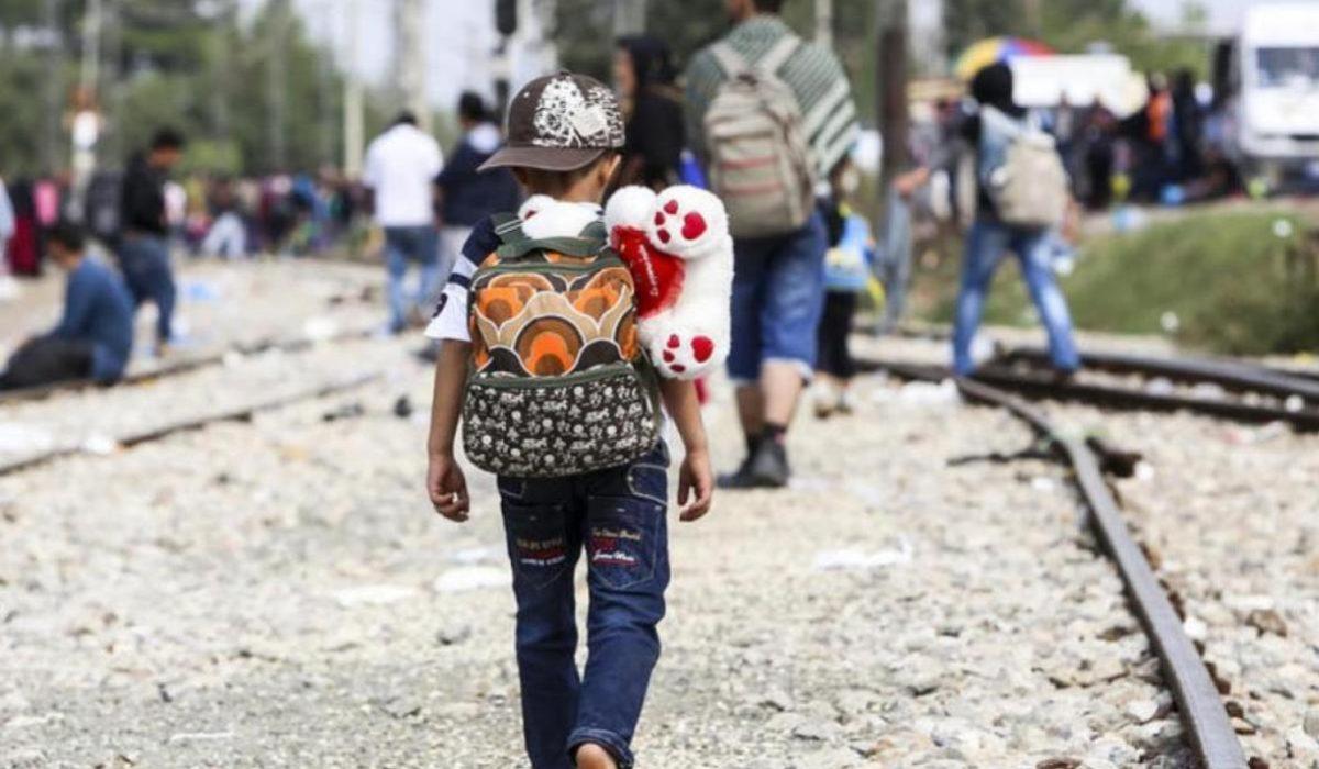ασυνόδευτοι ανηλικοι προσφυγες