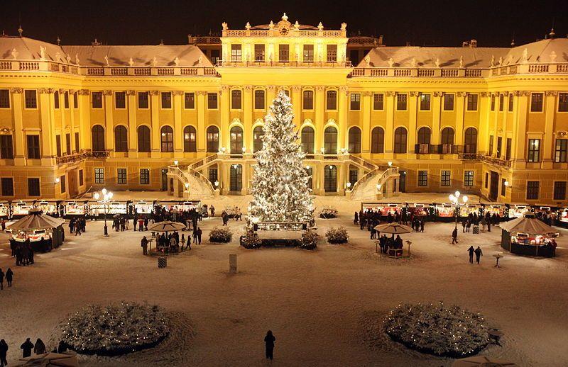 Χριστουγεννιάτικη αγορά Βιέννη