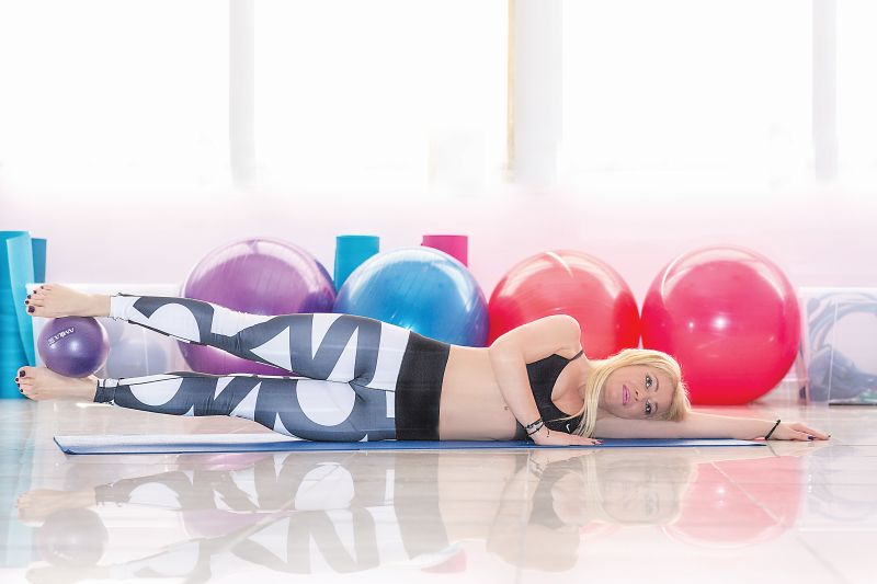 Pilates στο σπίτι: Κάνε 4 απλές ασκήσεις