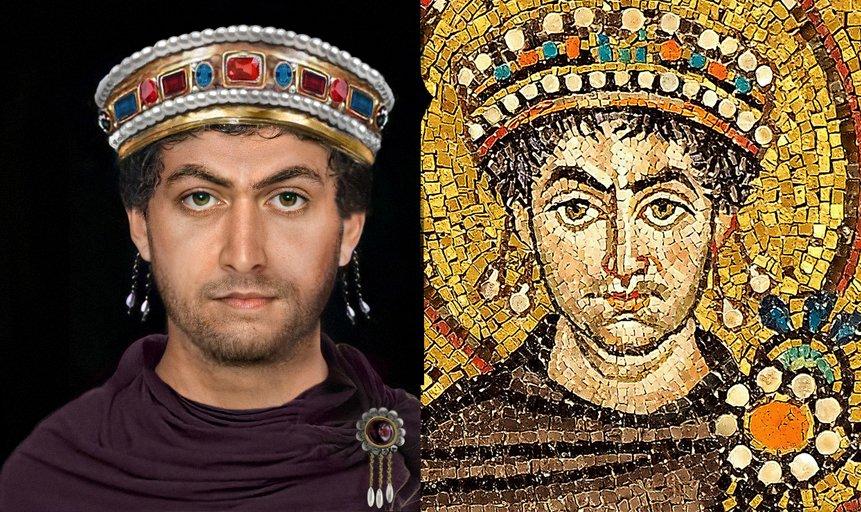Αυτοκράτορας Ιουστινιανός