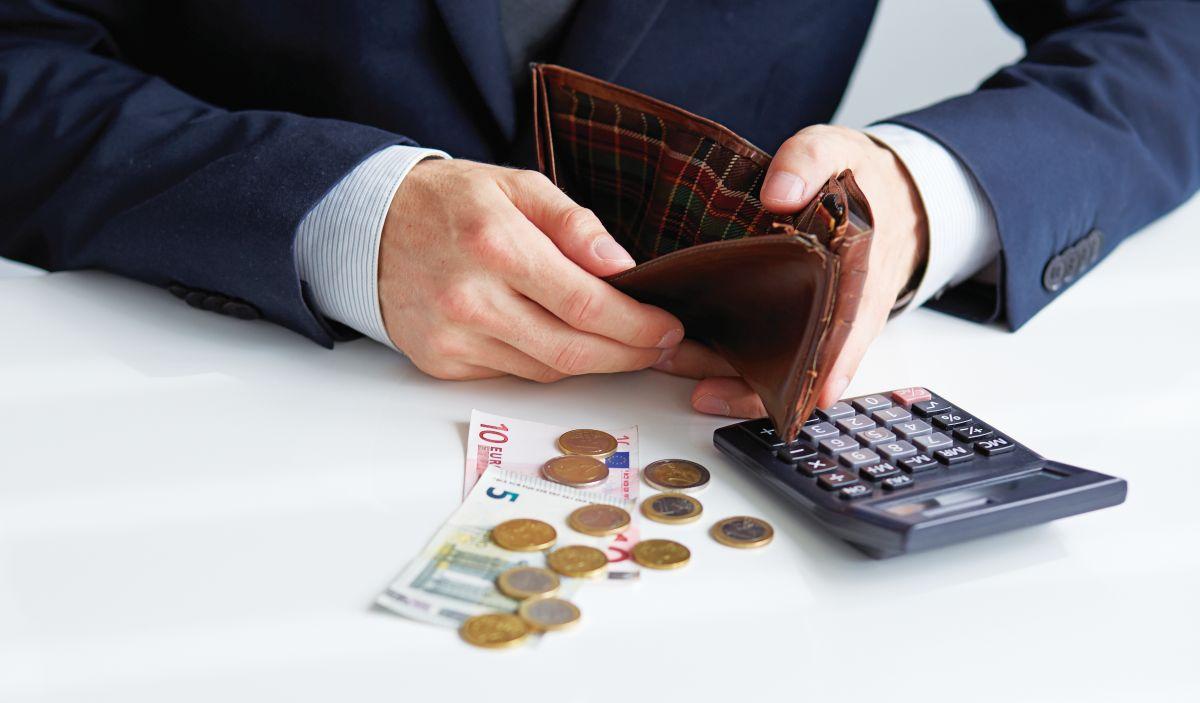 πορτοφόλι ευρώ κομπιουτεράκι
