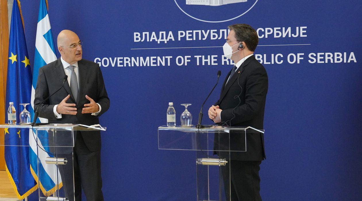 Dendias στη Σερβία.  Τουρκικές φιλοδοξίες στα Βαλκάνια Ի Ιωάννης Καποδίστριας στο Βελιγράδι