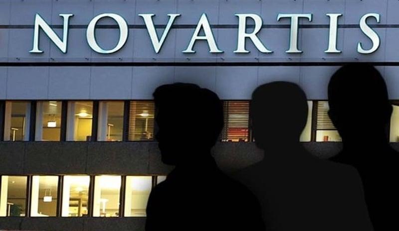 Novartis μάρτυρες