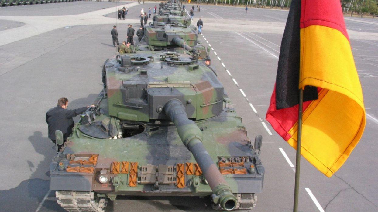 nb german tanks