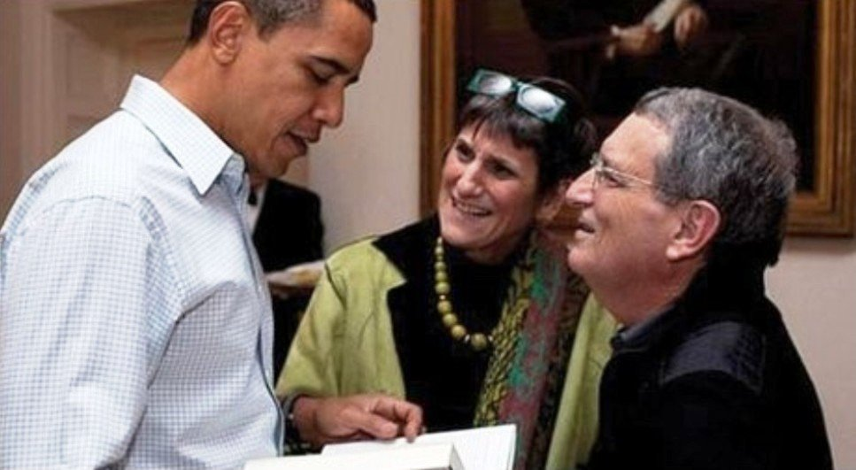 obama greenberg rosa