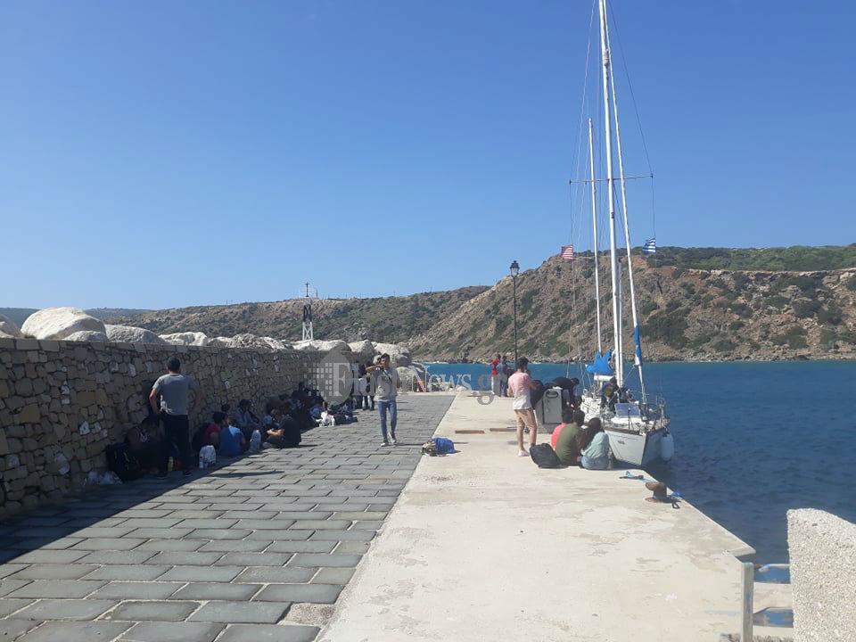 Ποινή φυλάκισης 453 ετών και χρηματική ποινή 2.150.000 ευρώ σε Τούρκο διακινητή μεταναστών στην Κρήτη!