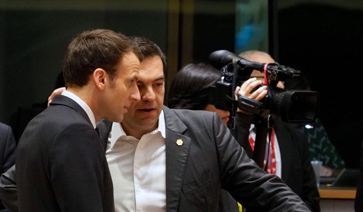 nb macron tsipras